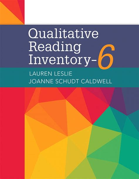 qualitative reading inventory 6 with enhanced pearson etext access card package 6th edition what s new in literacy leslie caldwell qualitative reading inventory enhanced