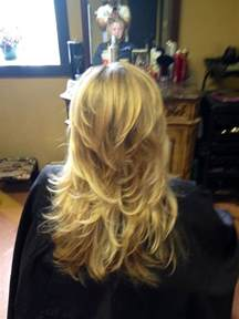 unde layer of hair cut shorter long hair short layer cut and blow out beautiful pinterest my hair thin hair and in love