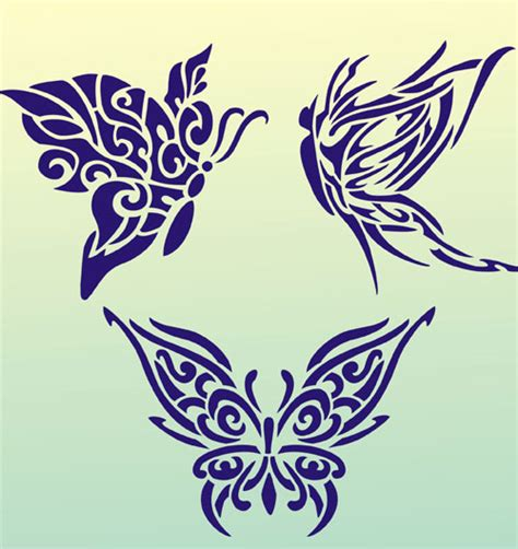 tattoo ideas stencils butterfly tattoo stencils pictures to pin on pinterest