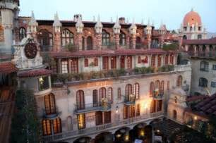 Mission Inn Lights Mission Inn Riverside Ca View Of Courtyard Picture