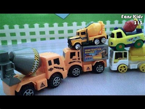 Rc Truck Molen Remote Mainan Mobil Mobilan mobil molen ngecor beton mainan remote