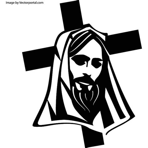 JESUS CHRIST FREE VECTOR CLIP ART   Download at Vectorportal
