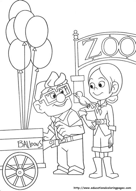 pixar up coloring pages 05 coloring pages disney