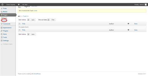 tutorial web design untuk pemula belajar membuat website untuk pemula step 3 membuat