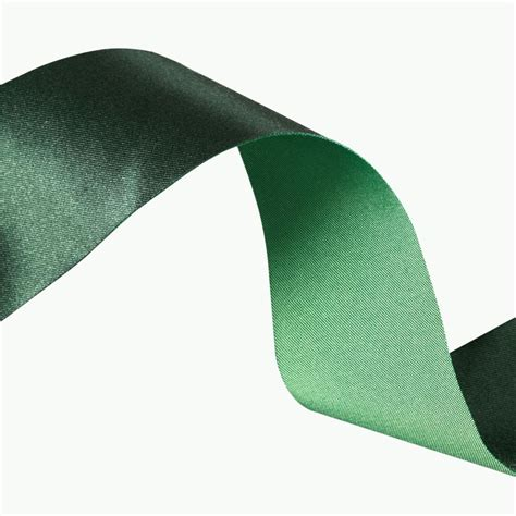 Ribbon 2 In 1 1 1 2 iridescent satin ribbon green discount