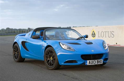 2013 lotus elise s club racer price 0 60 mph time