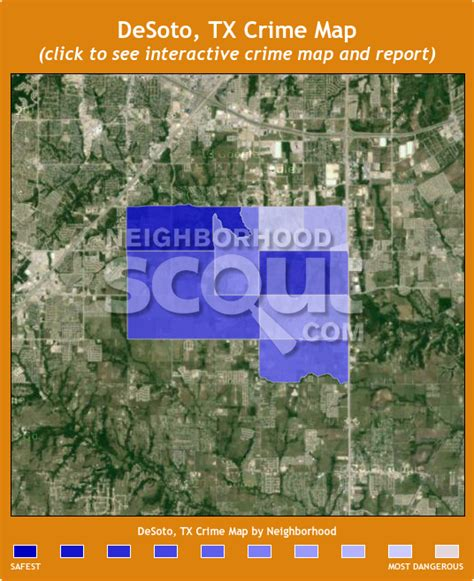 desoto texas map desoto 75115 crime rates and crime statistics neighborhoodscout
