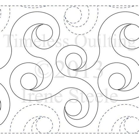 free machine quilting templates 151 best longarm all design images on