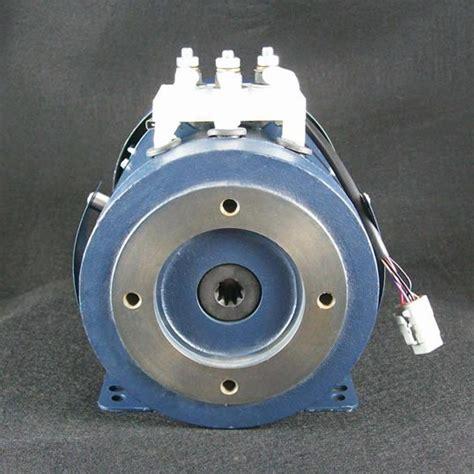ac induction motor kit ac 20 kit ac induction motor kits motor drive kits ev parts