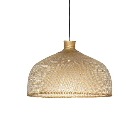 Bamboo Pendant Light Bamboo M1 Pendant Global Lighting
