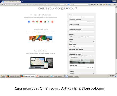 cara membuat gmail singkat cara membuat email gmail singkat dan jelas artikelsiana