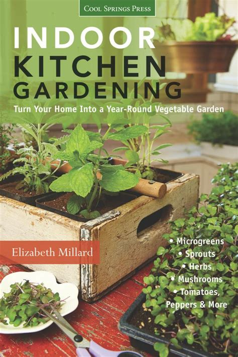 Grow An Indoor Kitchen Garden Hgtv Types Of Vegetable Gardens