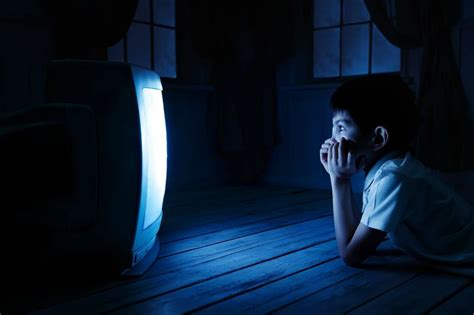 watching tv before bed should children s bedrooms be a no tv allowed zone