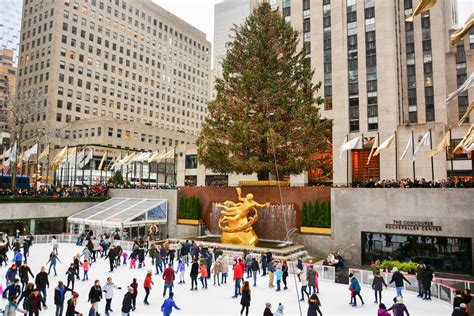 this year s rockefeller center christmas tree is a huge