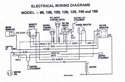 cub cadet lt1050 wiring diagram cub get free image about
