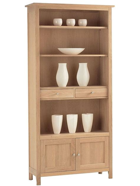 sofa bookcase corndell nimbus large bookcase with cupboard and drawers