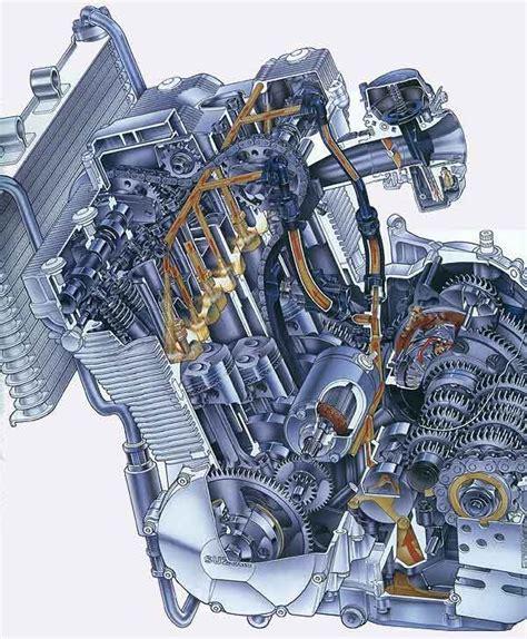 suzuki gsx  engine oil oil cooled engine motorcycles