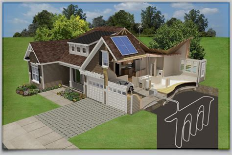 Small Energy Efficient Home Designs Small Energy Efficient Home Designs House Design House
