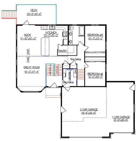 lovely bi level home plans 8 bi level home plans with