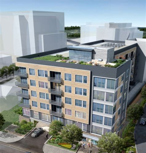 Apartment Complex Stamford Ct Stamford Development Construction Thread Washington