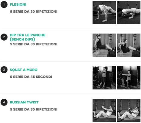 aumentare la massa muscolare a casa allenamento a corpo libero esercizi per aumentare massa