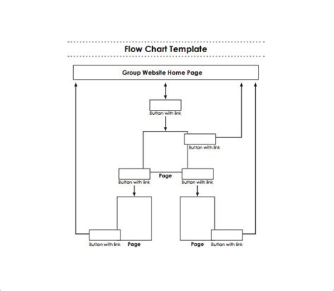 Flow Chart Template Printable Pictures To Pin On Pinterest Flow Chart Template Free