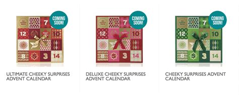 Shop Advent Calendar The Shop Advent Calendars Price Drop Coupon Stack