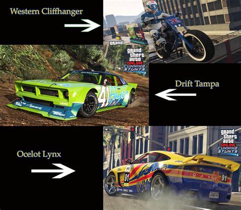 Motorrad Drift Spiele by Gta 5 Update Bringt Am 19 7 Neue Stuntrennen Und