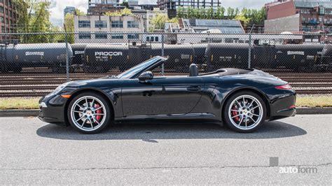 Porsche 911 S Cabriolet by 2012 Porsche 911 Carrera S Cabriolet Autoform