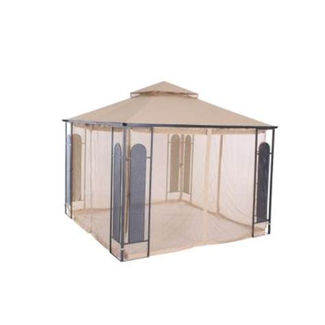 hton bay 10 ft x 10 ft gazebo gfs00470c the