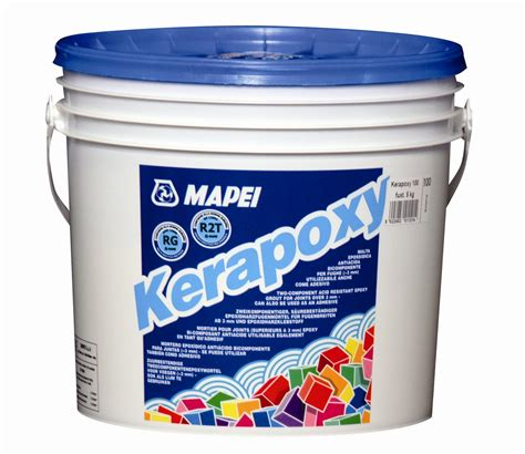 kerapoxy black epoxy grout 2kg