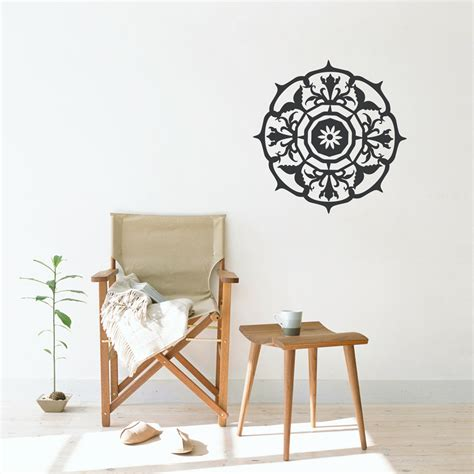 moroccan wall stickers wall decal look medallion wall decals medallion wall decals moroccan medallion wall