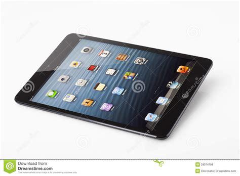 Home Design 3d Ipad Pro Ipad Mini On White Background Editorial Stock Photo