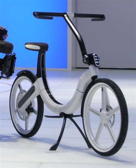 Volkswagen Electric Bike by Volkswagen Bik E Electric Driven Micro Mobility Concept