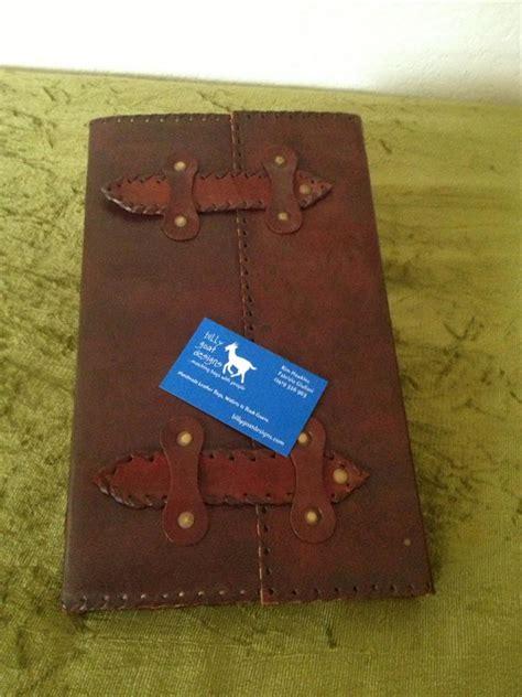 Handmade Diary Book - handmade leather notebook diary journal book gift n2s