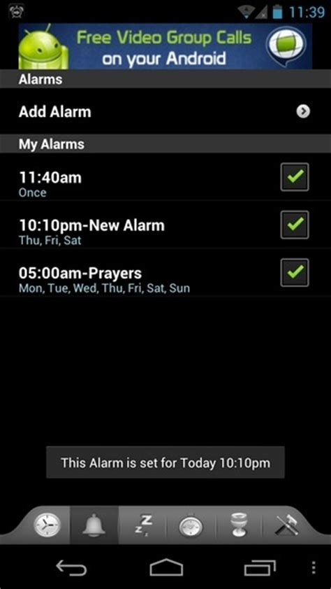 android alarm alarm clock ultra is arguably the best android alarm app out there