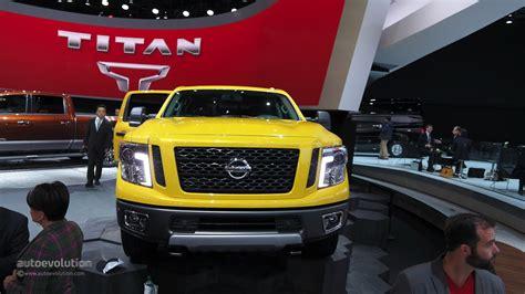 truck nissan diesel 2016 nissan titan xd cummins light duty truck has heavy