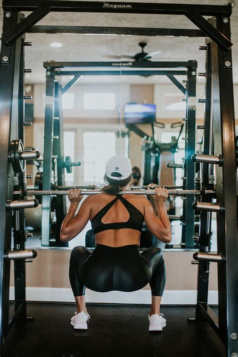weekly workout routine cross  bra  southern drawl