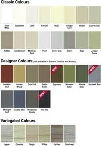 vinyl siding colors 25 best ideas about vinyl siding colors on