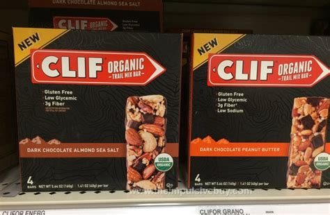 Clif Bar Shelf by Spotted On Shelves 7 16 2015 The Impulsive Buy