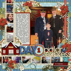 sle layout of scrapbook 1000 images about polar express on pinterest the polar