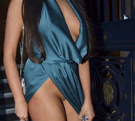 Charlotte Dawson Nip Slip And Pantyless Upskirt In Manchester Celebrity Slips Com