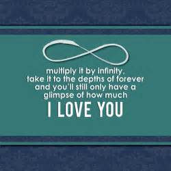 Infinity Saying Quotes About Infinite Quotesgram