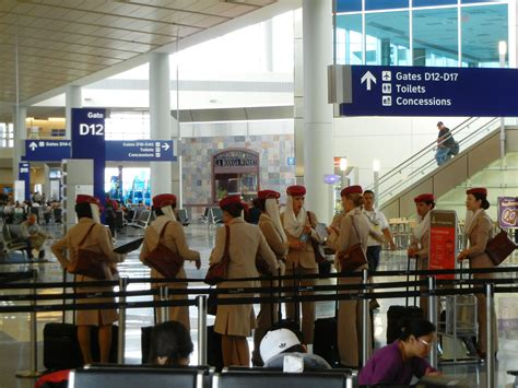 emirates crew portal the beautiful and very sharp emirates crew looking