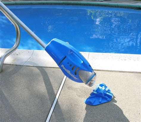 Pool Vaccums pool blaster pool vac cordless rechargeable wat pb