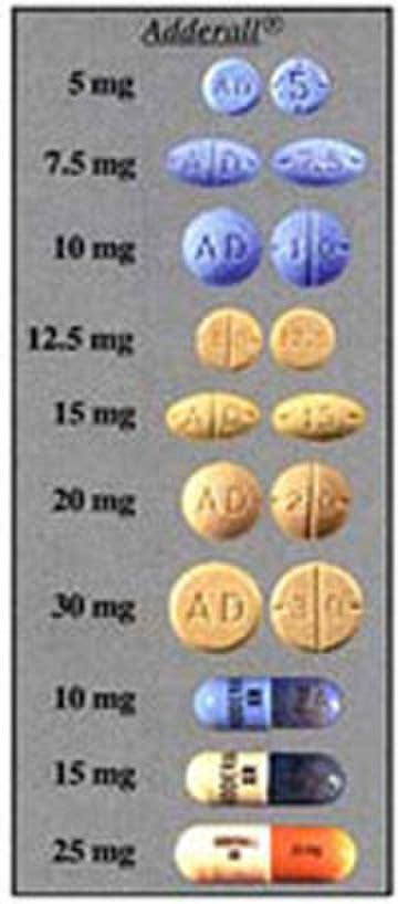 Does Detox Work For Adderall by Adderall Pill Images What Does Adderall Look Like
