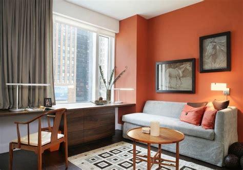 decoracion hogar naranja decoracion en color naranja living pinterest color
