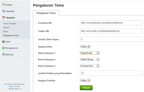 membuat web file sharing membuat website dengan okcms v 1 0 bg 9 tutorial web