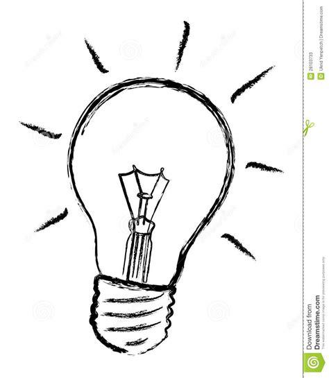 Vecteur Clipart De Pouss 233 Light Bulb Vector Stock Photos Image 28103733