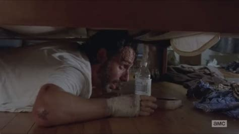 hiding under the bed a look at the walking dead season 4 episode 11 claimed